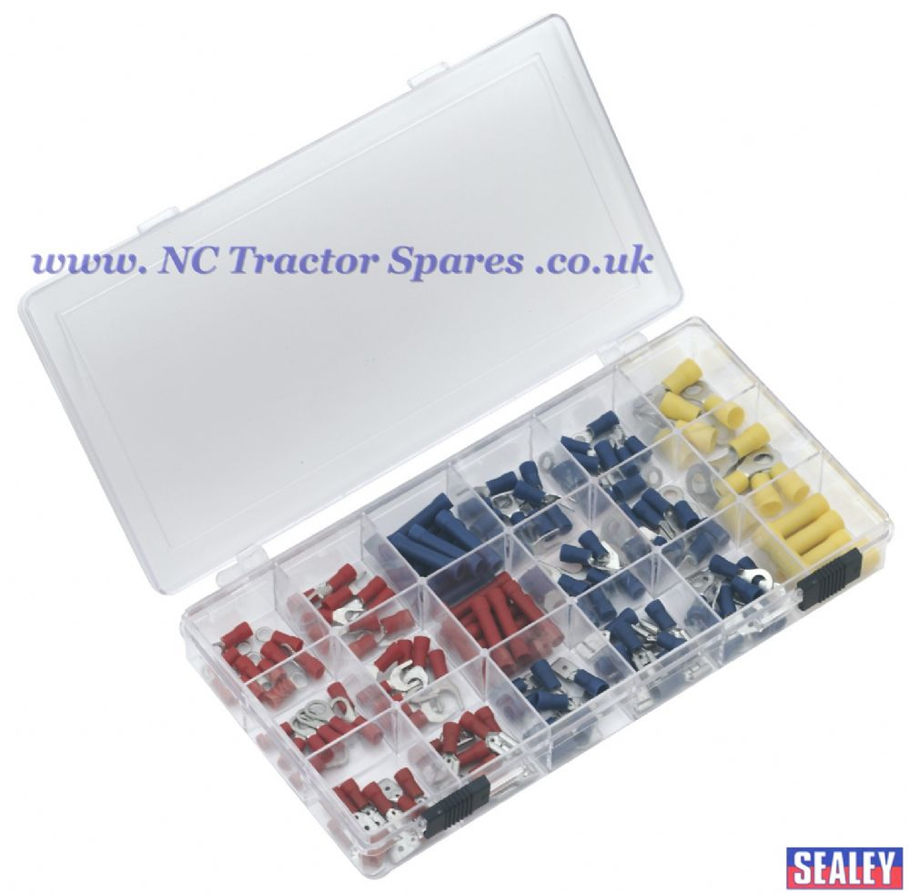 Assorted Terminal Set 150pc